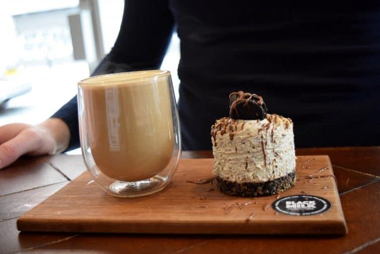 Black Milk - Oreo cheesecake & flat white