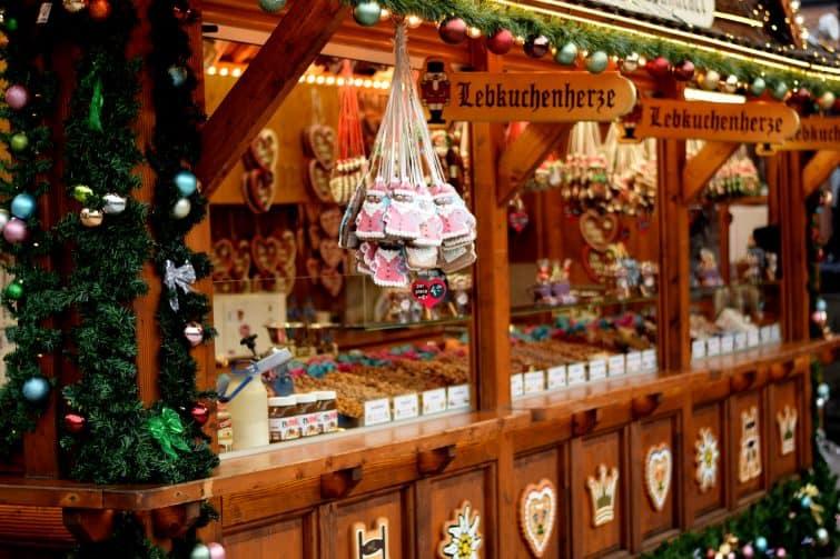 Leeds Christmas Markets 2018