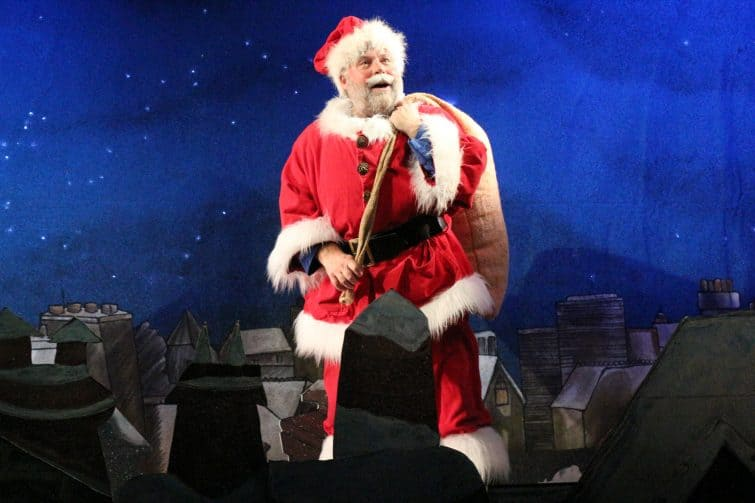 Raymond Briggs' Father Christmas at Waterside – Review