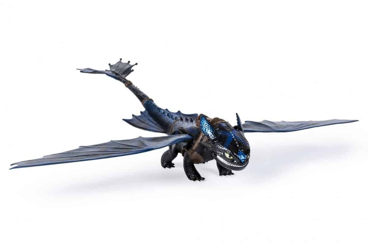 Toothless dragon toy