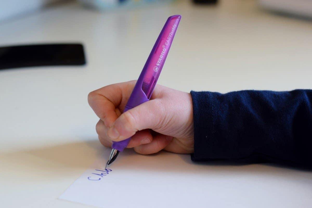 Stabilo fountain pen for children