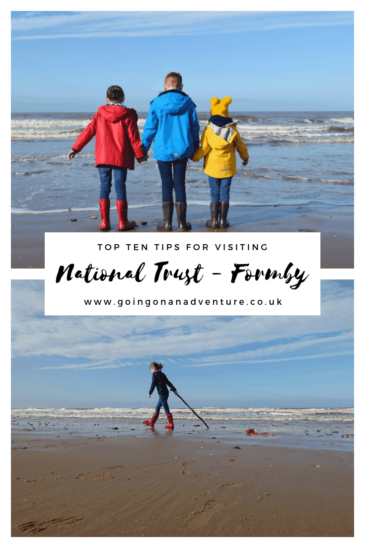 Top Ten Tips for visiting National Trust Formby