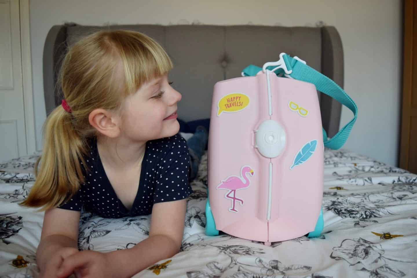 Flossi the Flamingo Trunki – Review & Giveaway