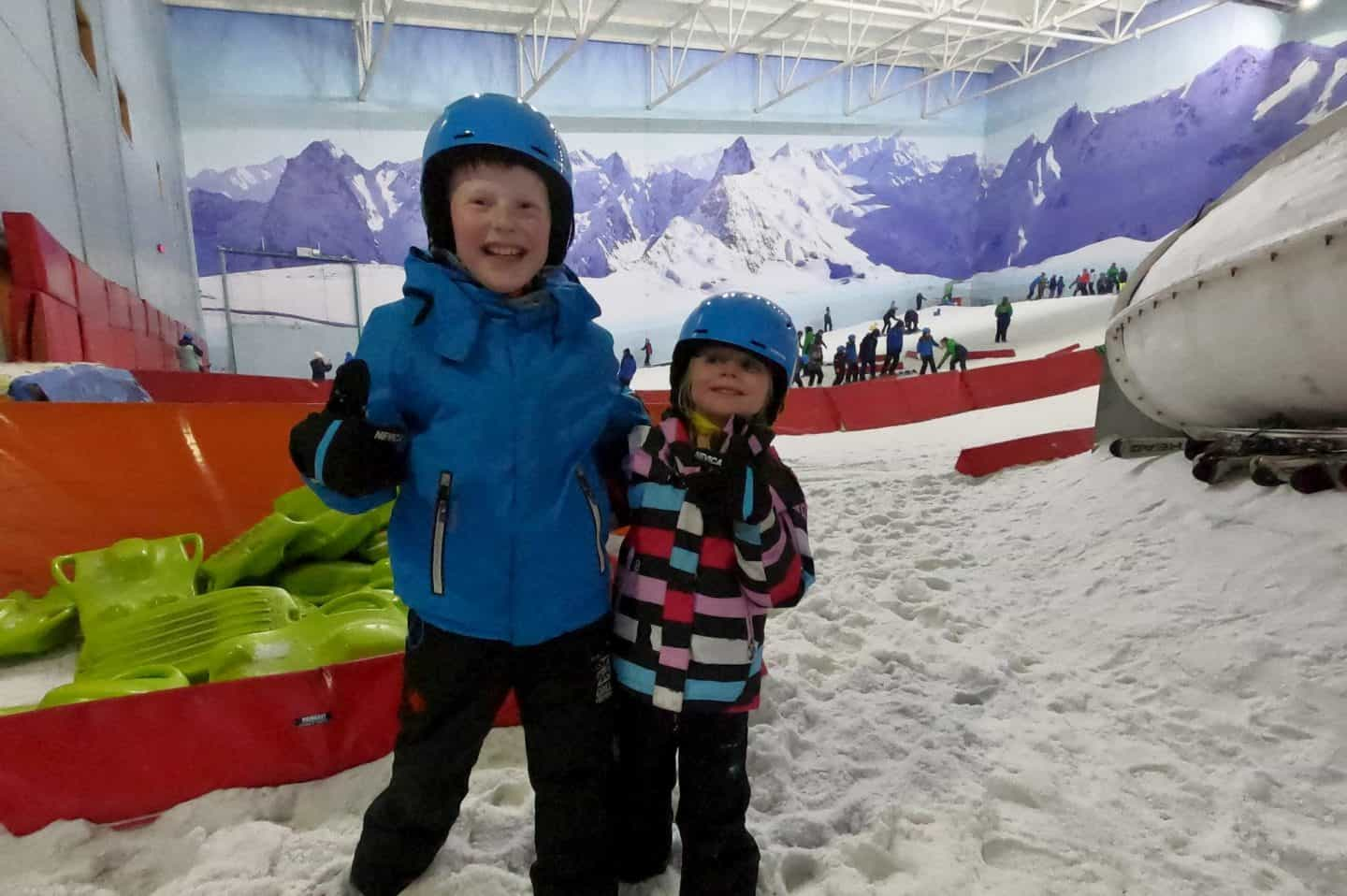 equipment hire at Chill Factore