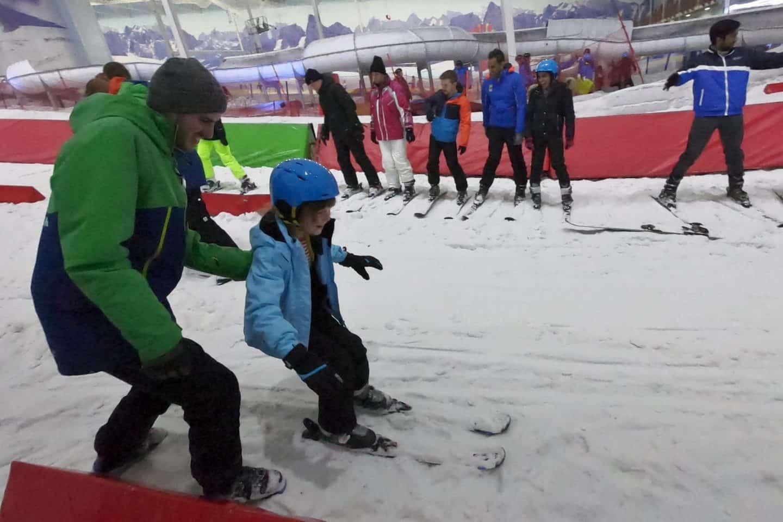 ski lessons near Manchester