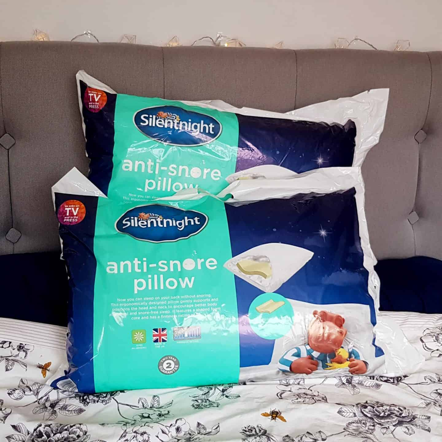 Silentnight Anti Snore Pillow To Stop Snoring Review