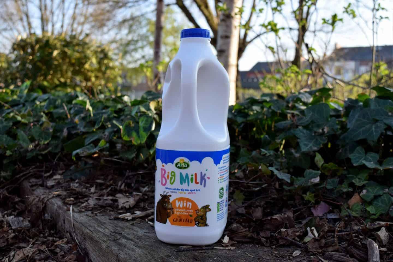 Top Tips for Outdoor Adventures with Arla Big Milk