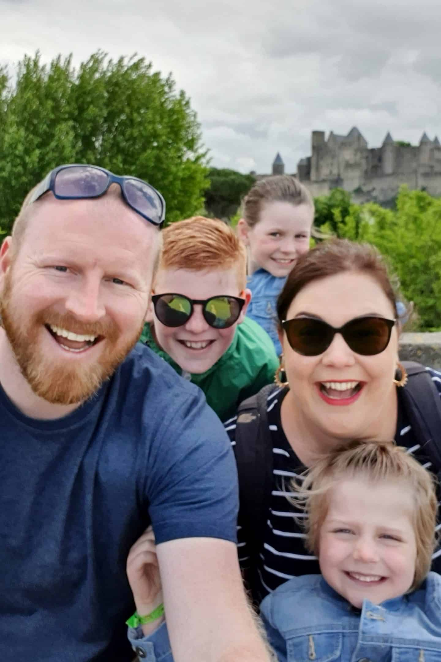 We're going on an adventure to Carcassone - Me & Mine May 2019