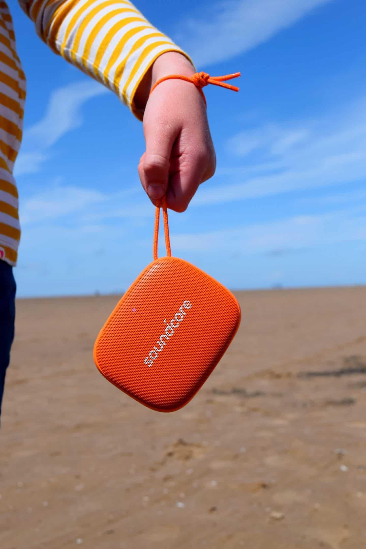 Soundcore Icon Mini - waterproof, bluetooth speaker
