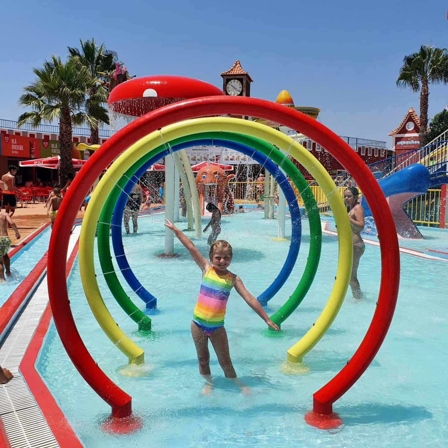 AquaShow water park, Portugal - fun for all ages