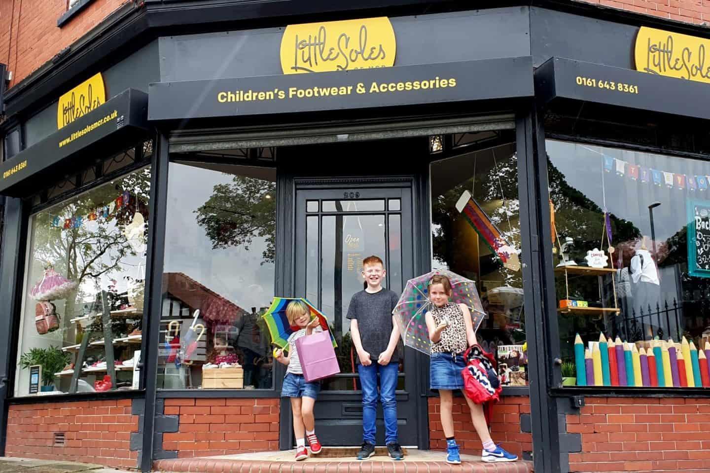 Little Soles of Manchester - independent children's shoe shop