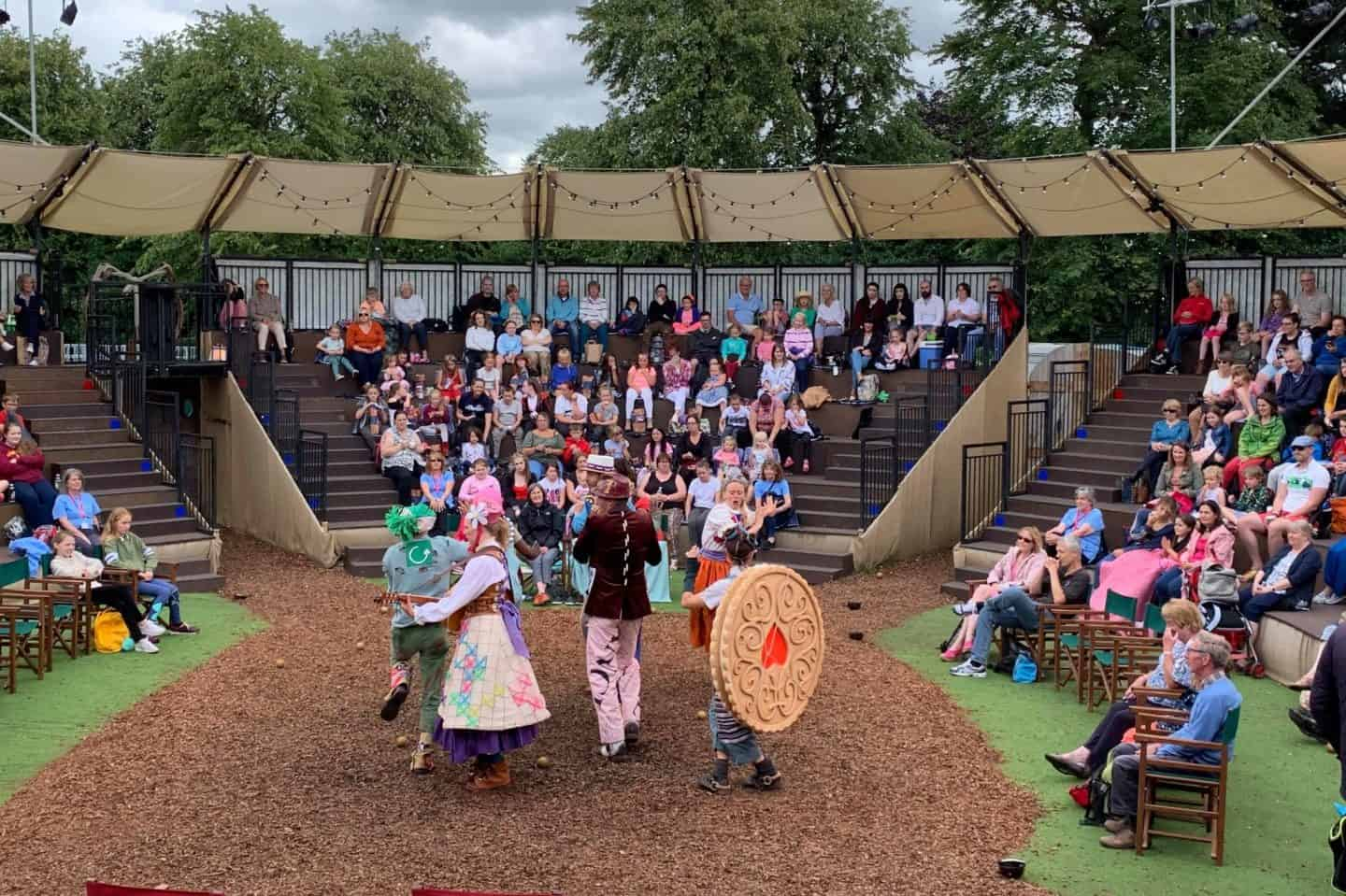 The Borrowers at Grosvenor Park Open Air Theatre in Chester