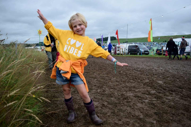 A muddy Y Not festival 2019