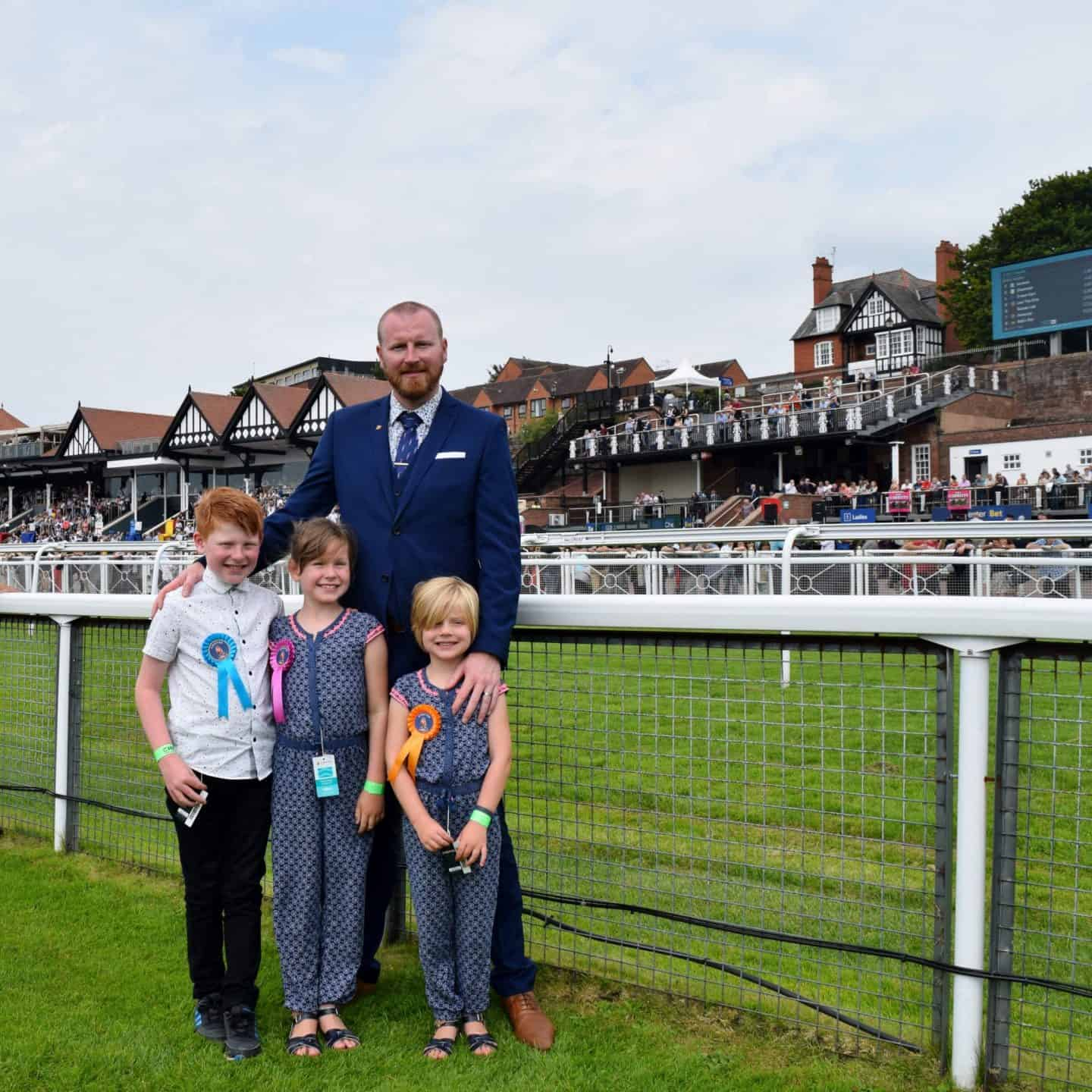 Chester Races family day