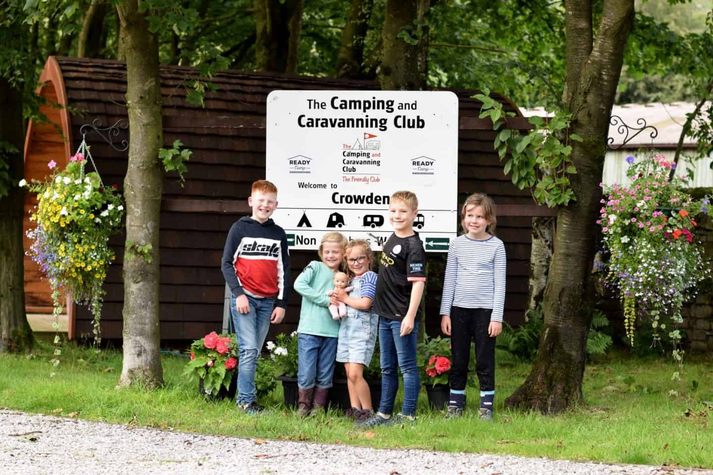 The Camping and Caravanning Club - Crowden