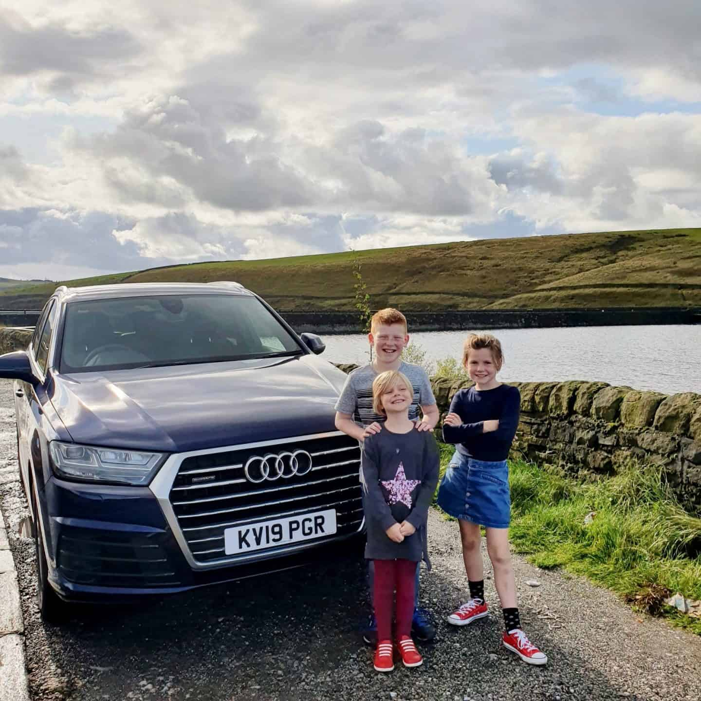 Audi Q7 review - seven seater SUV for family of five